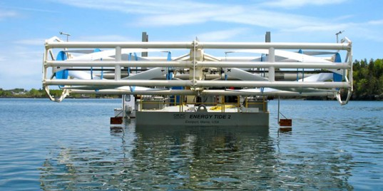 Ocean Renewables Power Company, ORPC, tidal power, tidal energy, TidGen Power System, Eastport Maine, Cobscook Bay, The Department of Energy