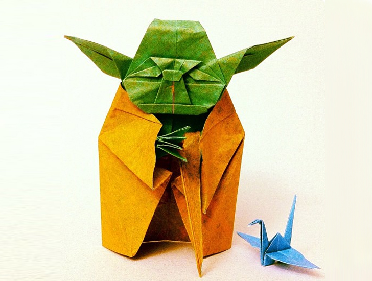 Online Origami Tutorials Eclipse the Traditional Manual - The New ... | 550x728