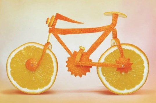 dan cretu, food art, contemporary art, edible artwork, sustainable art, green art, everyday object art, food sculptures