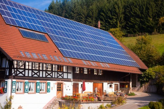 green design, eco design, sustainable design, German solar power, photovoltaic, solar power leader