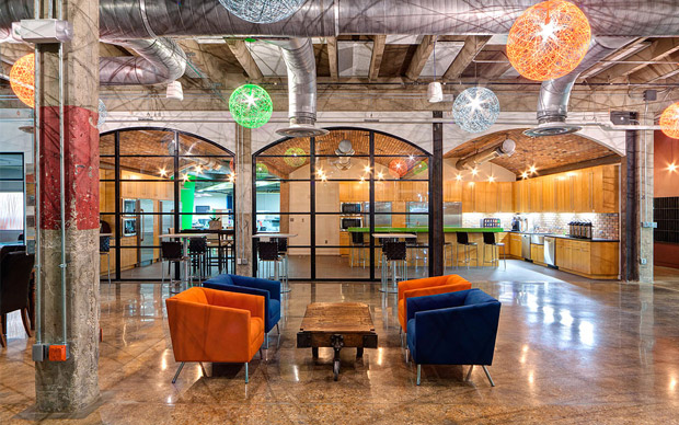 Vlk Architects Renovate Fort Worth Warehouse Into Green