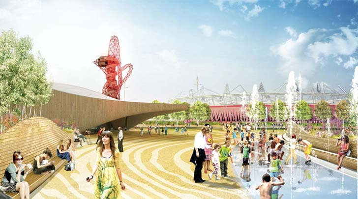 Due To Be Completed By Spring Of 2014 The Redesigned Park Will Include Areas For Public Performances Picnics And Even Rock Climbing Within Vast Urban