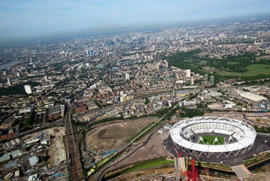 london olympics, green olympics, 2012 olympics, sustainable design, green design, green architecture, sustainable architecture, london 2012 olympic games, uk, green events, green sports, sporting events, olympics carbon footprint