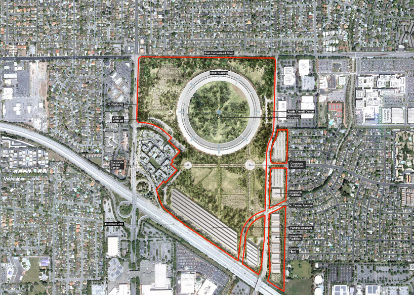 California Gov Jerry Brown FastTracks New Apple Headquarters in