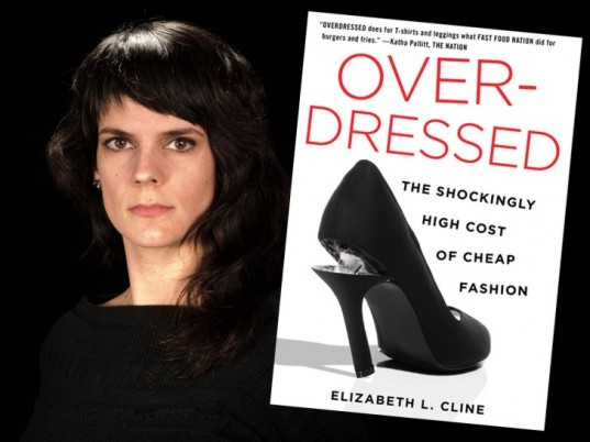 Overdressed, Elizabeth L. Cline, overconsumption, materialism, fast fashion, eco-fashion, sustainable fashion, green fashion, ethical fashion, sustainable style
