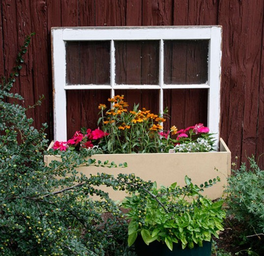 eco DIY, DIY, repurposing, old windows, outdoor planter, gardening, eco crafts, plants and flowers, container gardens, gardens, indoor planting, indoor garden