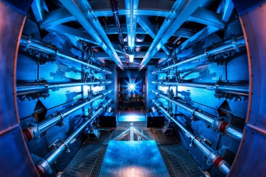 World's Largest Laser, National Ignition Facility, NIF, lasers, Nuclear Fusion, Lawrence Livermore National Laboratory