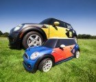 MINI Provides Tiny Remote-Controlled MINI Coopers for the Olympic Games
