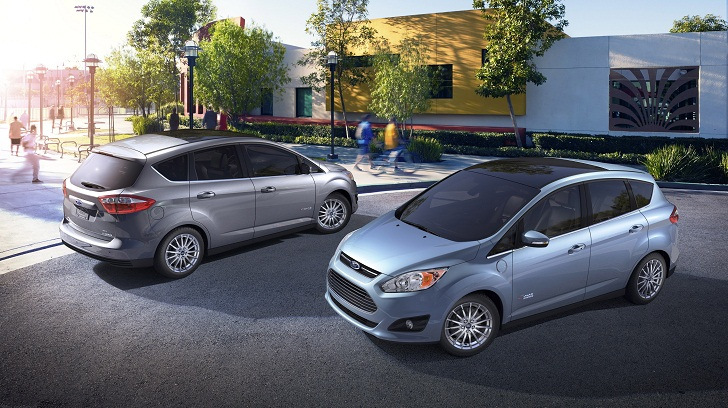 Ford Announces Rating Of 47mpg For C Max Hybrid Energi Now Has Highest Electric Only Sd In Industry