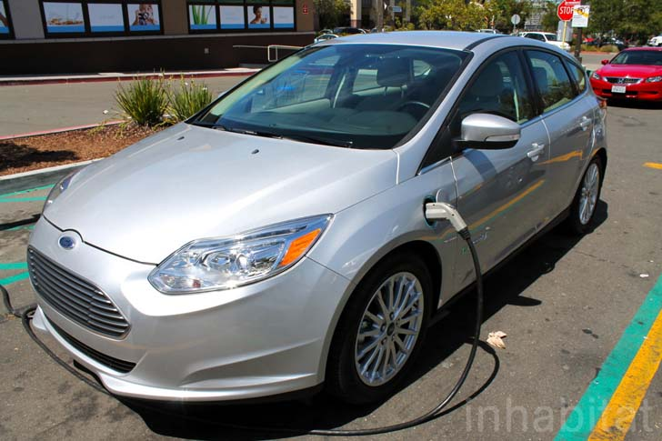 Test Drive We The 2017 Ford Focus Electric In San Francisco