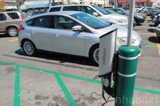 Ford, Ford Focus, Ford Focus Electric, electric car, Ford electric car, green transportation, green car, Nissan LEAF, Tesla Model S, Honda Fit EV, Chevy Volt,EV range anxiety