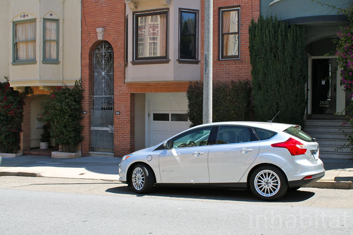 2013 Ford Focus Electric Review & Ford May Build a Tesla-Rivaling Long-Range Electric Car ... markmcfarlin.com