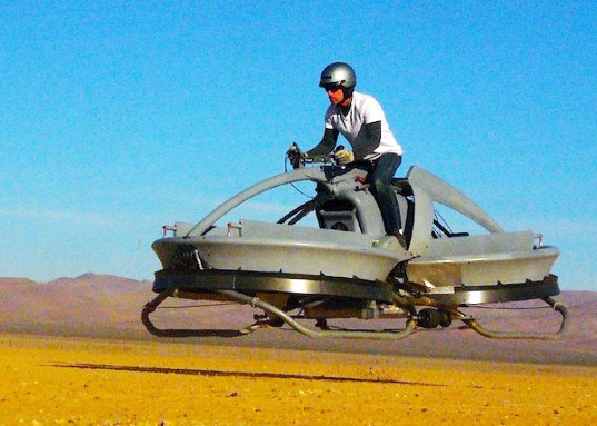 Aerofex, hover bike, speeder bike, star wars, mojave desert, return of the jedi, flying cars, motorcycle