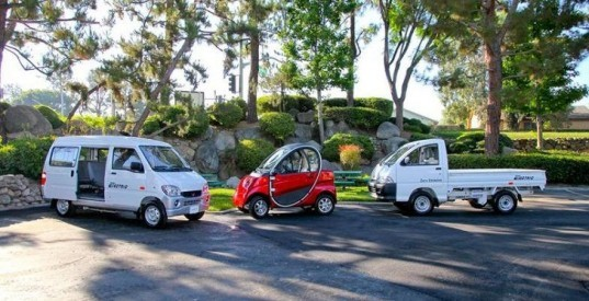 Alvarez Electric Motors, electric cars, electric trucks, green transportation, Ramon Alvarez, green car, electric vehicle, neighborhood electric vehicle