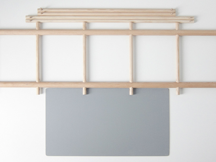 The Modular Andamio Shelf Takes Its Inspiration From Indian Scaffolding    Inhabitat   Green Design, Innovation, Architecture, Green Building Home Design Ideas