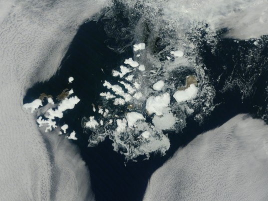 arctic summer sea ice, arctic ice, cryosat-2, European space agency, ESA, arctic ocean, summer ice, university college of london