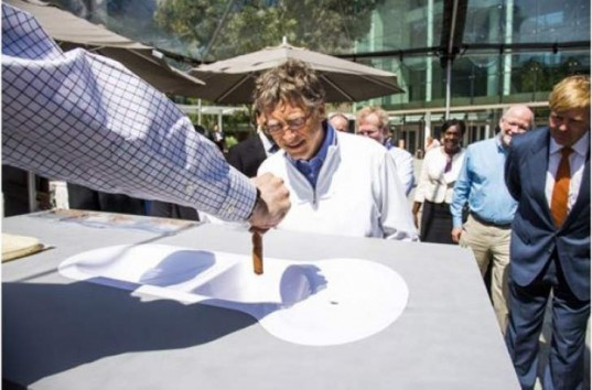 bill gates, caltech, solar powered toilet, sanitation, bill and melinda gates foundation, reinvent the toilet challenge, first prize