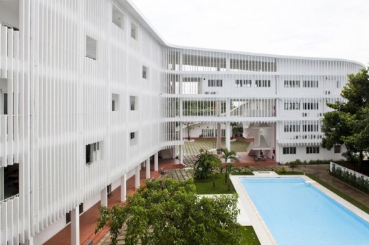 green design, eco design, sustainable design, green schools, eco school, sustainable schools, ho chi minh, vietnam, ho chi minh school, vietnam school, vo trong nghia, binh duong school, tropical school, green vietnam, green ho chi minh, architecture, green architecture, eco architecture, sustainable architecture