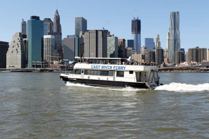 NY Waterway East River Ferry « Inhabitat – Green Design