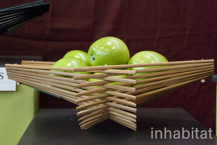 Nyigf Kwytza Chopstick Art Transforms Single Use Chopsticks Into Stylish Home Decor Inhabitat