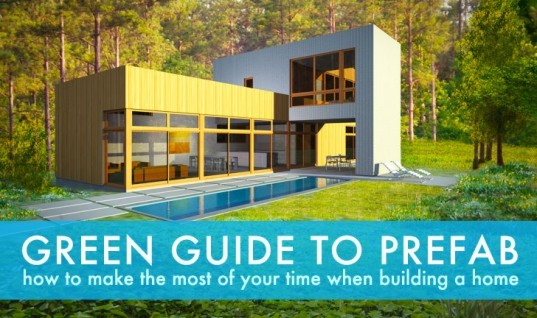 prefab homes, green homes, prefab architecture, eco prefab architecture, prebuilt homes, building a prefab on time, time budgeting a new home, building a home on time