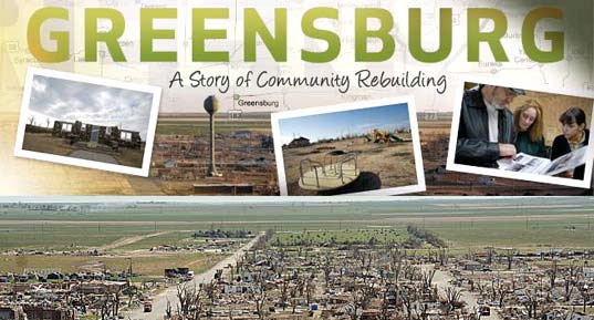 Greensburg, Kansas, Sustainable Disaster Recovery Conference