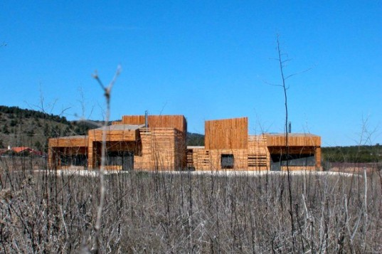 House for Three Sisters, Blancafort-Reus Arquitectura, spain, shared house, solar passive design, co-housing, timber home, eco home