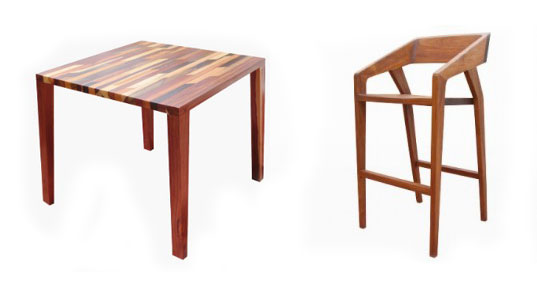 ITZ MayanWoodsFurniture, ITZ Design Xukpi Table, salvaged wood, reclaimed materials, sustainable furniture, sustainable decor