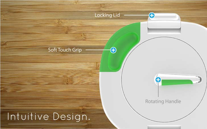 The Electricity Free Laundry Pod Washer Cuts Down On Water Time