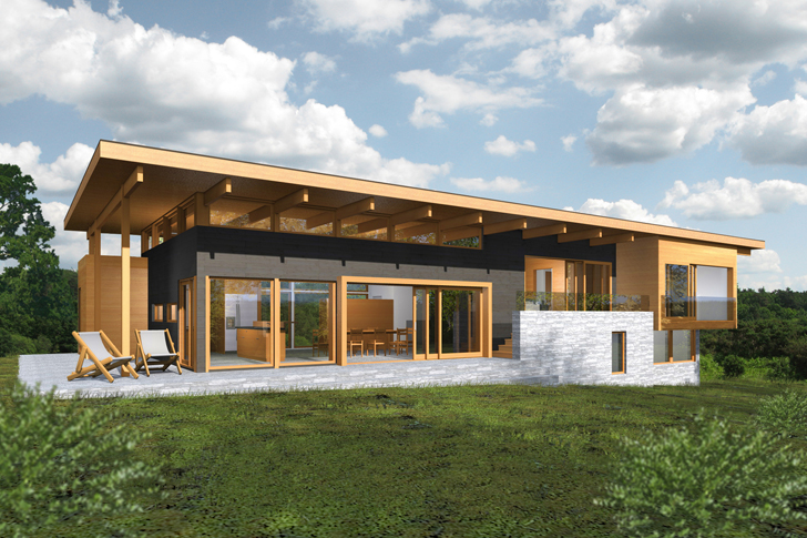 Green guide to prefab how to make the most of your time for Lindal homes floor plans