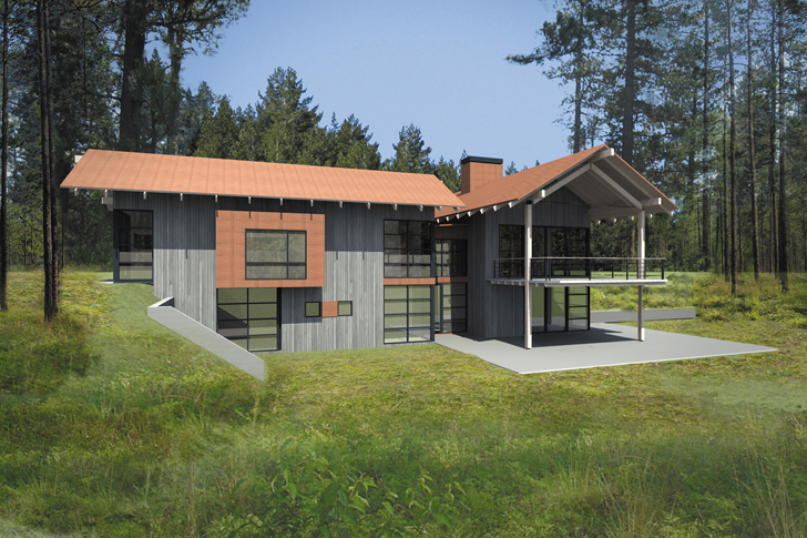 Green guide to prefab how to make the most of your time for Most inexpensive house to build