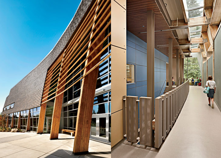 Lovely Machias Elementary School In Snohomish, Washington By NAC Architecture «  Inhabitat U2013 Green Design, Innovation, Architecture, Green Building Great Pictures