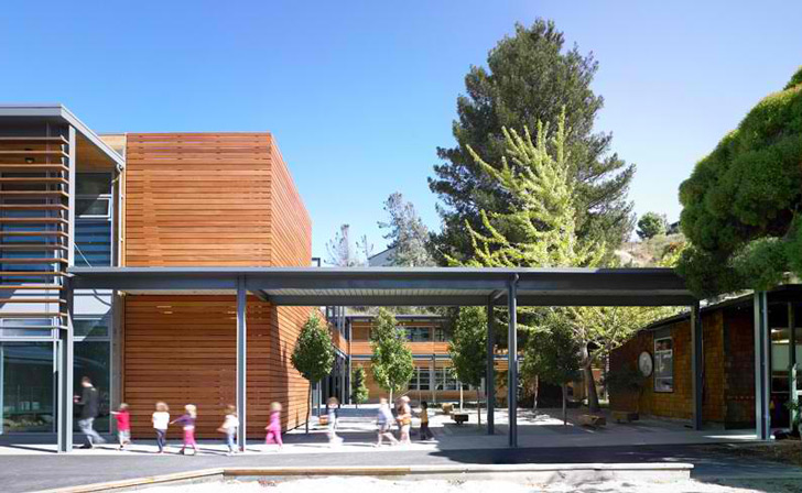 Marin Country Day School By EHDD Architecture « Inhabitat U2013 Green Design,  Innovation, Architecture, Green Building Pictures Gallery
