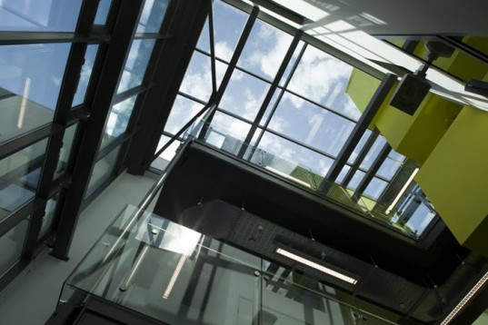 One Trinity Green, +3 Architecture, Building Research Establishment Environmental Assessment Method, BREEAM, green building, eco Build, sustainable architecture, photovoltaic panels