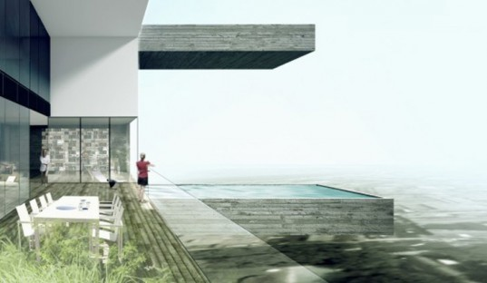 Sky Condos, Lima, Peru, Condos, Terraces, Luxury Housing, Ventilation, Daylighting, Private Exterior, Latin America, Golf Course