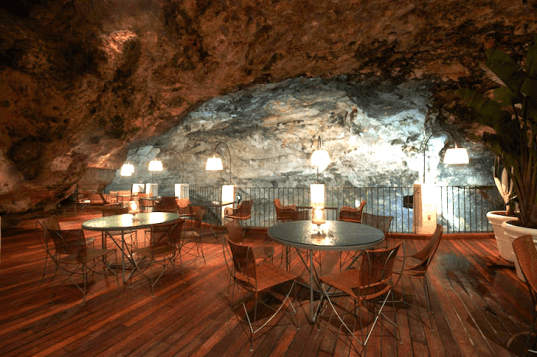 Grotta Palasezze, hotel, tourism, green design, sustainable design, eco-design, cave, sea cave, Italy, Southern Italy, Mediterranean Sea