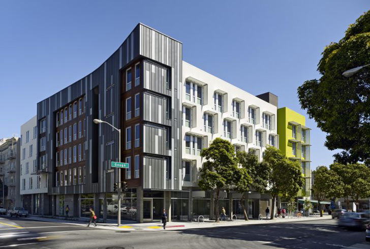 Top 6 green low income housing projects inhabitat for Best housing projects