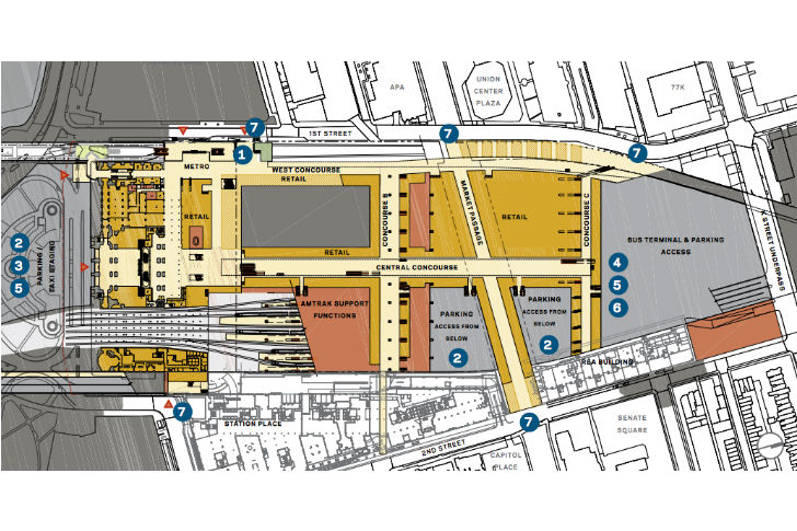 Union Station Dc Floor Plan 28 Images Floor Plan Map