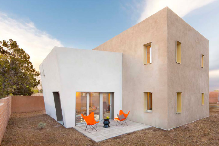 Passive volkshouse is an affordable net zero energy home for Low energy home designs