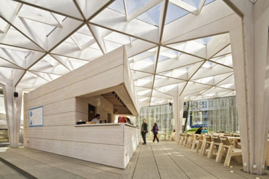 Multipurpose Space Inhabitat Green Design Innovation