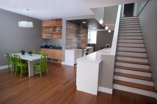 Perimeter Architects, Yao Residence, Chicago, National AIA Small Project Award