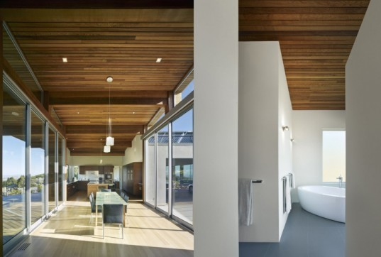 Zimmerman and Associates, Vista Del Valle, Sonoma, California, Sustainable, House, Modern.
