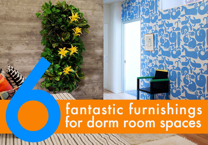 6 Fantastic Furnishings That Are Perfect For Small Dorm Room Spaces |  Inhabitat   Green Design, Innovation, Architecture, Green Building Part 43