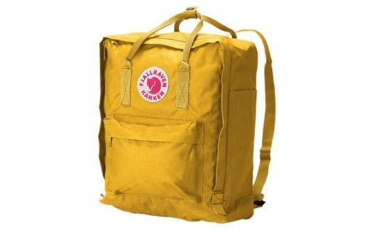fjallraven, kanken, kanken backpack, swedish backpack, scandinavian backpack, Top 6 Green Backpacks, Back to School, green backpacks, green bags, sustainable design, green design, sustainable style, sustainable school backpacks, eco bags, sustainable satchels, green bookbags, college student bags