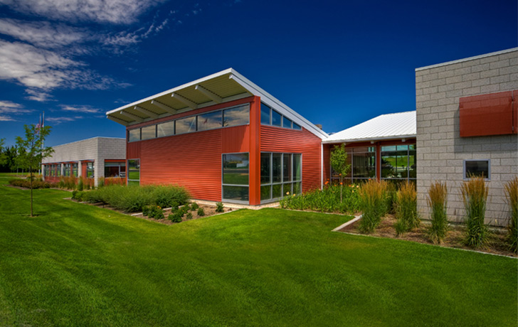 Utah 39 s gsbs architects named among top green design firms for Top sustainable architecture firms