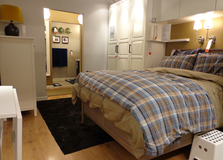 Ikea Small Apartment photos: see inside ikea brooklyn's tiny 391 sq. ft. model