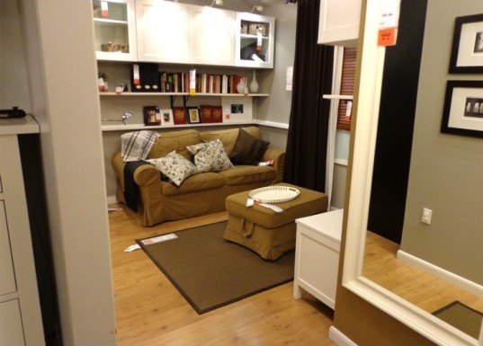 PHOTOS: See Inside IKEA Brooklyn\'s Tiny 391 Sq. Ft. Model ...