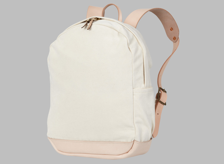 f58039a16559 Joshu + Vela Organic Canvas Backpack « Inhabitat – Green Design ...