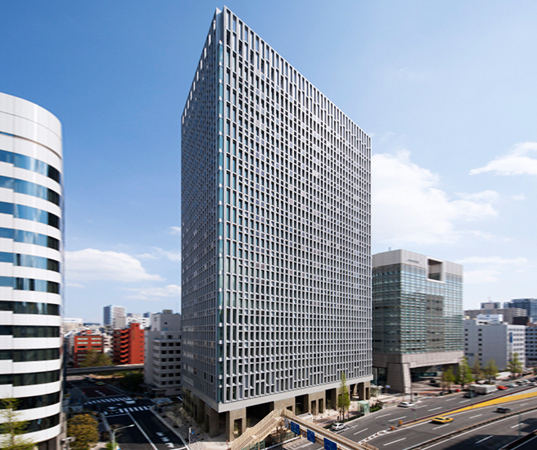 Shimizu Corporation S New Tokyo Headquarters Is The World