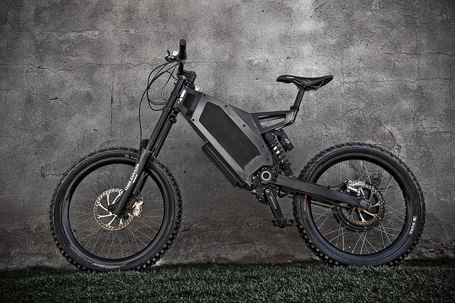 The Stealth Bomber An Electric Bike Even The Dark Knight Would Love Inhabitat Green Design